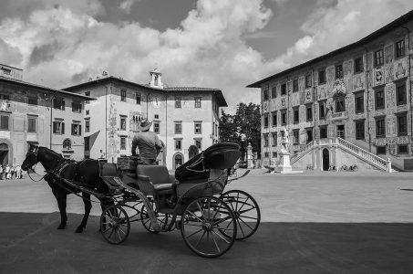 Pisa e i suoi quartieri storici