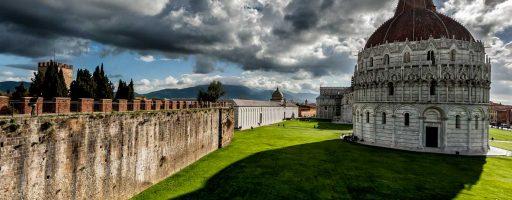 Alla scoperta delle mura di Pisa