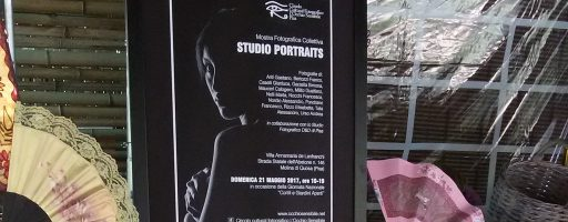 Mostra Studio Portraits