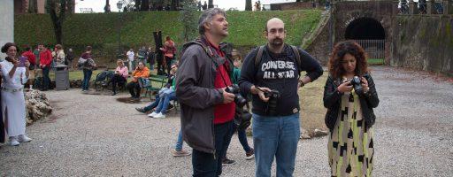 Uscita fotografica Lucca Comics&Games